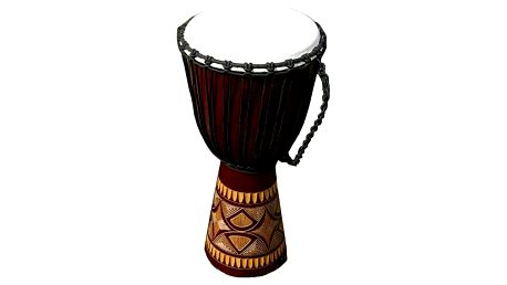 Garthen Djembe 726 Africký buben - 70 cm