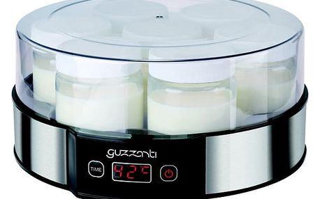 Jogurtovač Guzzanti GZ 705 bílý