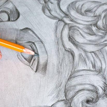 Kreslení pravou mozkovou hemisférou: víkendový kurz