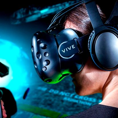Virtuální realita: 30–120 minut hry