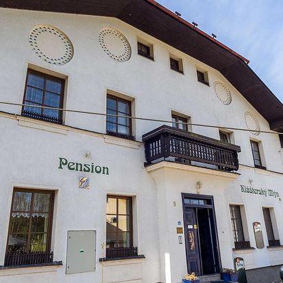 Střední Čechy: Penzion Octárna