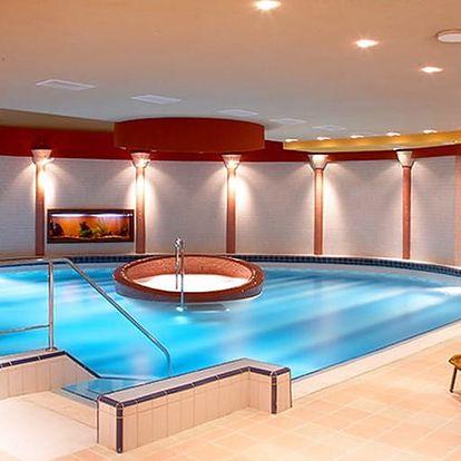 Dunajská streda, Wellness Hotel THERMA s polopenzí a bohatým wellness