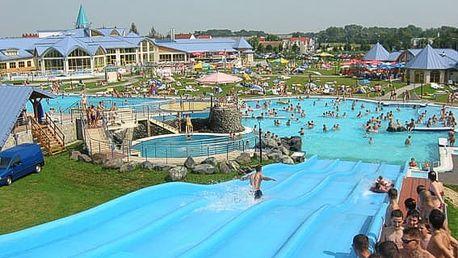 Park Inn Sárvár - TOP pobyt v lázeňském komplexu s polopenzí