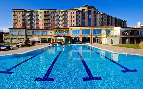 Zalakároš, Hotel Karos SpaSuperior s termálními bazény, wellness a polopenzí