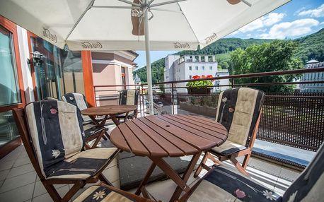 Západní Slovensko: Garni hotel Praha