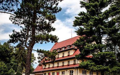 Prachovské skály: Parkhotel Skalní město