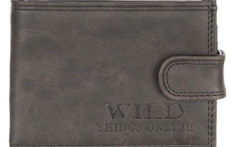 Loranzo Pánská peněženka dolarovka Men Club WW