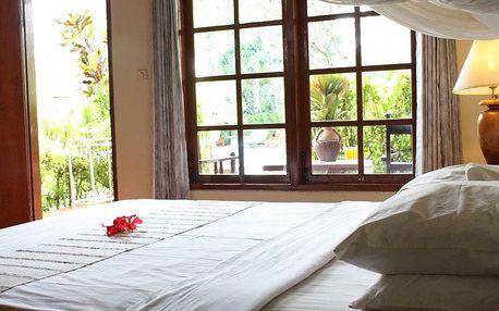 Bali - Sanur na 10 dní, snídaně s dopravou letecky z Prahy nebo Vídně 450 m od pláže