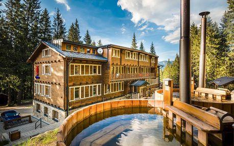 Nízké Tatry: Eko-šport hotel Björnson