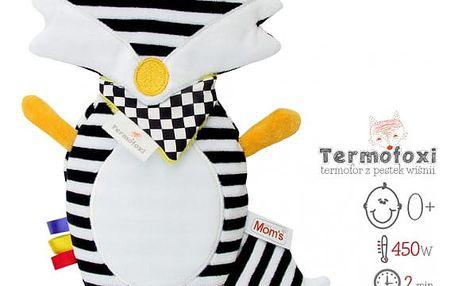 Nahřívací plyšová hračka Termofoxi Mom's