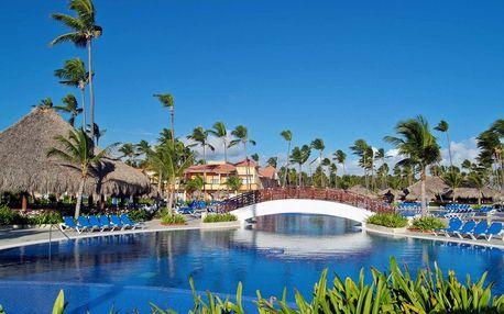 Dominikánská republika - Punta Cana na 9 dní, all inclusive s dopravou letecky z Prahy 800 m od pláže