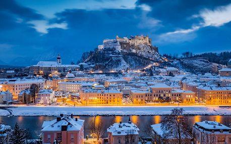 Adventní Salzburg s velkým průvodem čertů ve městě Schladming, odjezd Brno a okolí