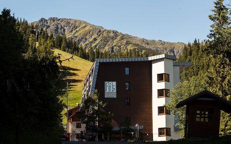 Nízké Tatry: Hotel FIS Jasná