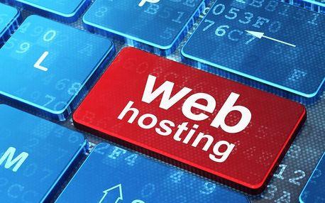 Hosting pro vaše stránky a registrace domény