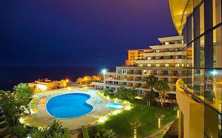 Madeira - Funchal na 8 dní, all inclusive s dopravou letecky z Prahy 200 m od pláže