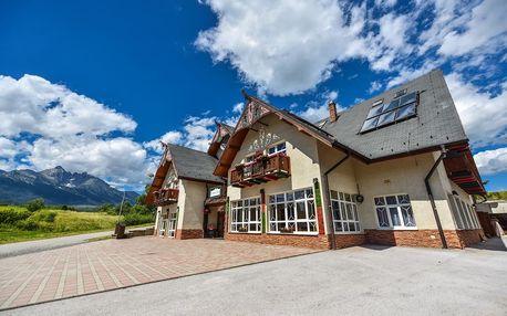 Vysoké Tatry: Penzión Lomnicky
