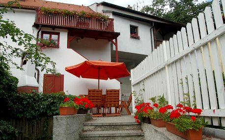 Jižní Čechy: Vila Johanka