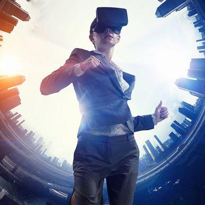 Virtuální realita na 15 až 60 minut