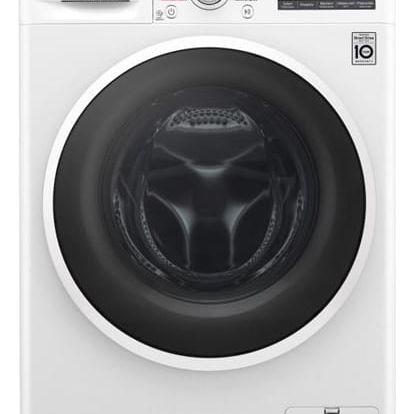 Automatická pračka se sušičkou LG F70J7HG0W bílá