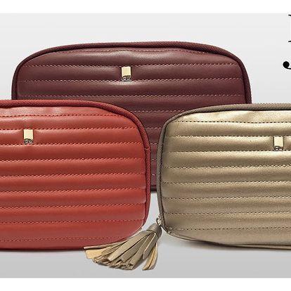 Prostorné dámské peněženky David Jones s přívěskem