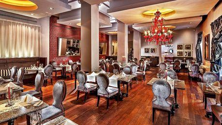 Dárkový poukaz do elegantní restaurace Le Grill
