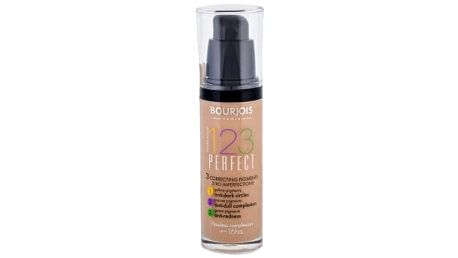 BOURJOIS Paris 123 Perfect 30 ml makeup pro ženy 55 Dark Beige