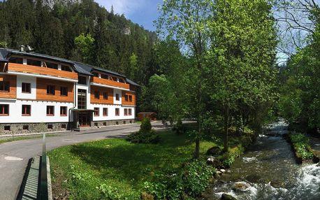 Nízké Tatry: Hotel RiverSide Jasná Ski Resort