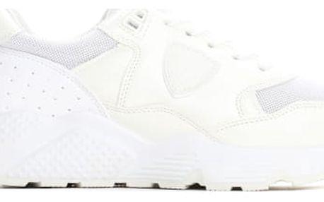 Dámské bílé tenisky Parker 022