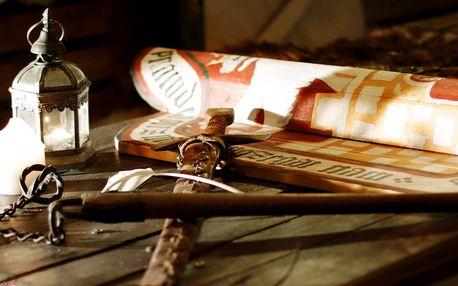 1420: Úniková hra z dob husitských válek