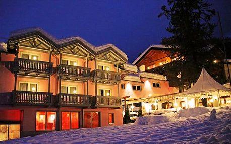 3–8denní wellness pobyt pro 2 v lázeňském hotelu Margarethenbad**** v rakouských Alpách