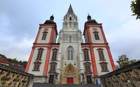 Adventní Mariazell, výlet na vánoční trhy a rej čertů 24. 11.