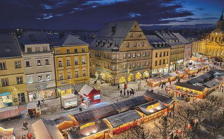 Výlet do Bayreuthu na adventní trhy a do termálů - 8. 12. 2018