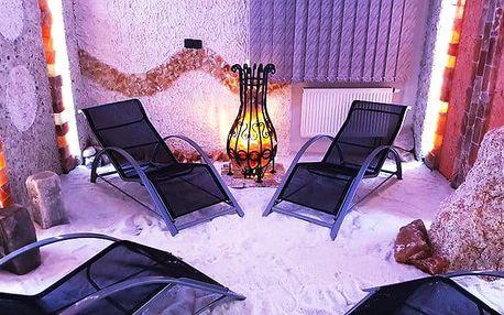 3–5denní wellness pobyt s polopenzí v hotelu Central*** v Lázních Libverda