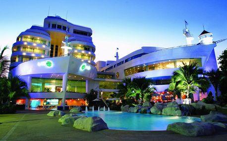 Thajsko - Pattaya na 12 dní, snídaně s dopravou letecky z Prahy 100 m od pláže