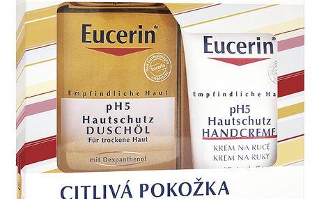 EUCERIN pH5 Vánoční kazeta pro péči o citlivou pokožku