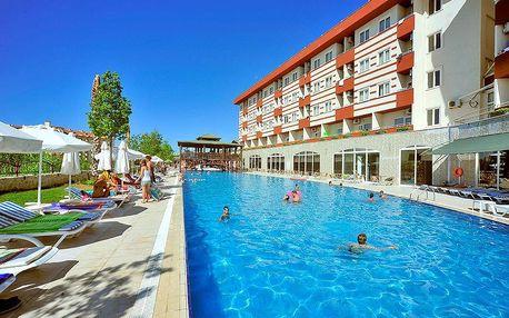 Turecko - Side na 8 dní, all inclusive s dopravou letecky z Prahy 350 m od pláže