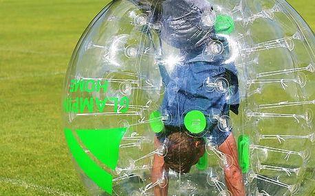 Skvělý zážitek - Bubble football pro až 4/10 hráčů. Je to prostě legrace a odreagování na hřišti.