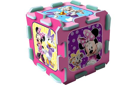 TEDDIES Pěnové puzzle 8ks - Minnie