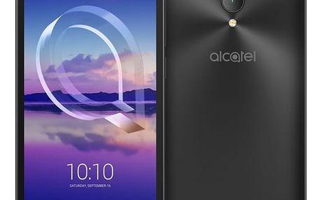 Mobilní telefon ALCATEL U5 HD 5047U Premium Dual SIM (5047U-2CALE11) černý Software F-Secure SAFE, 3 zařízení / 6 měsíců v hodnotě 979 Kč