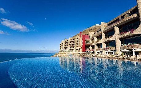 Kanárské ostrovy - Gran Canaria na 8 dní, polopenze s dopravou letecky z Prahy 450 m od pláže
