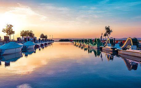 Luxusní Rakousko: Neziderské jezero v babím létě ve 4* hotelu s neomezeným wellness, půjčením kol a polopenzí