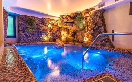 Luxusní wellness ve 4* hotelu u Balatonu