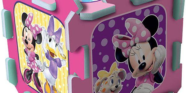 TEDDIES Pěnové puzzle 8ks - Minnie