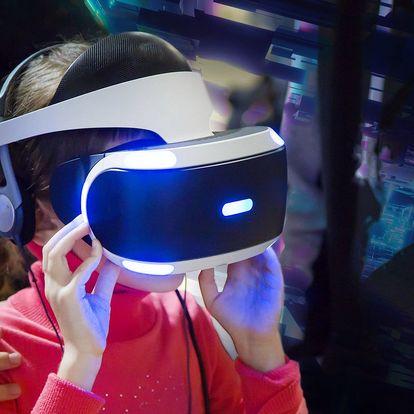 Pařanské doupě: 2 hodiny ve virtuální realitě