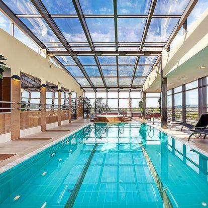 Strhující Krakov v luxusním 4* hotelu v centru města s neomezeným wellness, fitness a snídaní