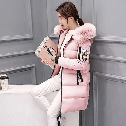Dámská zimní bunda Alexia - 8 barev