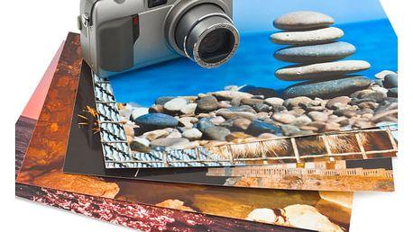 Velkoformátové fotografie 10 x A3 nebo 10 x A4. Dlouhá životnost barev a kvalitní zpracování.