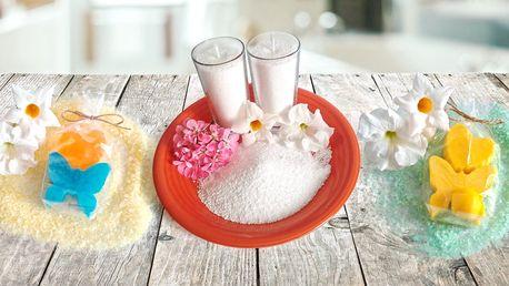 Voňavé potěšení: Přírodní mýdla a sady svíček