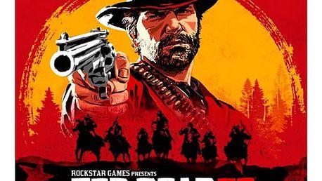 Hra RockStar Xbox One Red Dead Redemption 2 - speciální edice