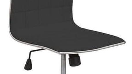Kancelářská židle Tirol černá